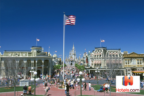 Orlando was the number one destination for Hispanic travelers last year, according to 2012 booking data from ...