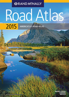 Rand McNally Kicks off the Summer Travel Season with its 2015 Road Atlas.  Available in print, e-book and iPad formats.