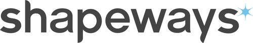 Shapeways Logo.  (PRNewsFoto/Shapeways)
