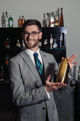 Andrew Meltzer, USBG World Class Sponsored by Diageo 2016 U.S. Bartender of the Year
