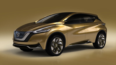 NISSAN RESONANCE CONCEPT WINS EYESON DESIGN AWARD.  (PRNewsFoto/Nissan North America)