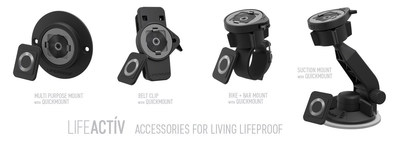 LifeProof unveils the LifeActiv accessory line at International CES 2015.
