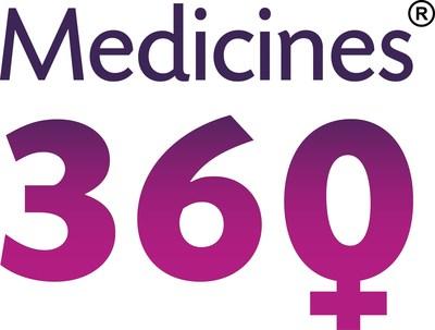 Medicines 360 logo (PRNewsFoto/Allergan plc)