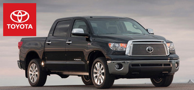 2014 Tundra models are here!  (PRNewsFoto/Toyota of River Oaks)