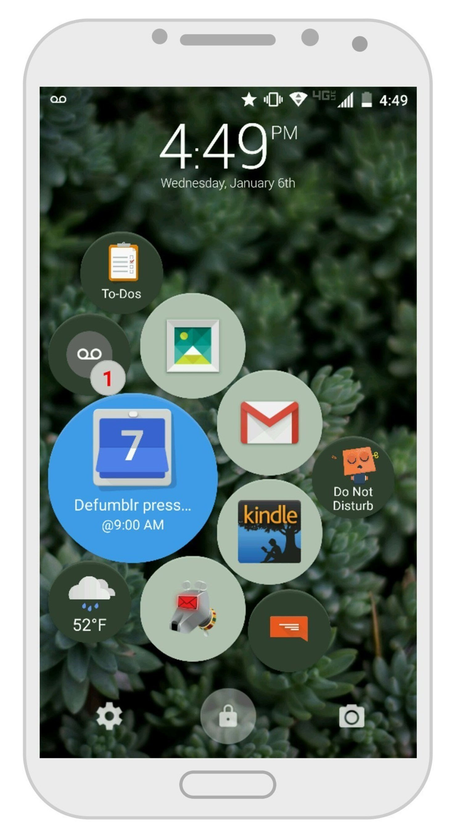 Delvv Reinvents the Android Lock Screen with Defumblr, Giving Users