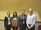 Rutgers Business School undergrads on a winning streak at the Institute for Supply Management's annual case competition