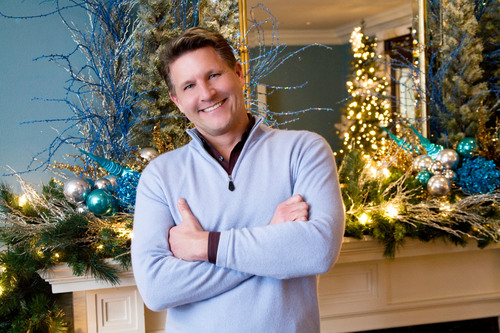 Chris H. Olsen, Home/Garden/Lifestyle Expert and Author of Five Seasons.  (PRNewsFoto/Chris H. Olsen)