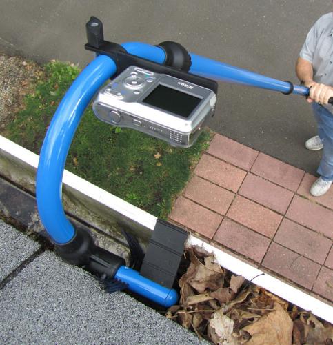 Gardus Launches Revolutionary Rotary Gutter Cleaning System