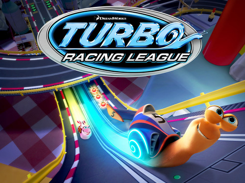 Turbo Racing League from DreamWorks Animation and PikPok(R)   (PRNewsFoto/DreamWorks Animation SKG, Inc.)