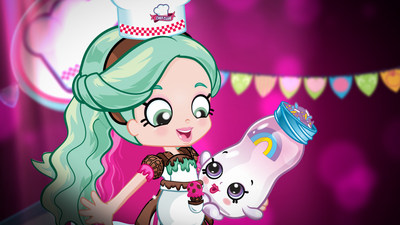 Moose Toys announces release of first-ever Shopkins DVD, available this fall.