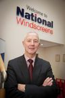 Pete Marsden pictured at National Windscreens HQ in Tamworth