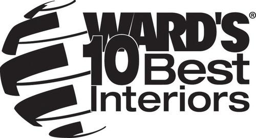 Penton's WardsAuto Announces 10 Best Interiors of 2014.  (PRNewsFoto/Penton)
