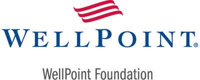 WellPoint Foundation Logo (PRNewsFoto/American Heart Association)