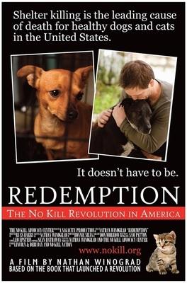 REDEMPTION, the film by Nathan Winograd (PRNewsFoto/No Kill Nation, Inc.)