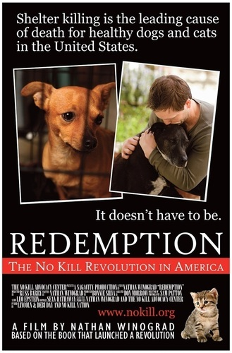 REDEMPTION, the film by Nathan Winograd (PRNewsFoto/No Kill Nation, Inc.)