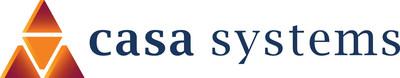 Casa Systems, Inc. Logo (PRNewsFoto/Casa Systems, Inc.)