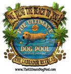 The Ultimate Dog Pool logo.   (PRNewsFoto/The Ultimate Dog Pool, LLC)