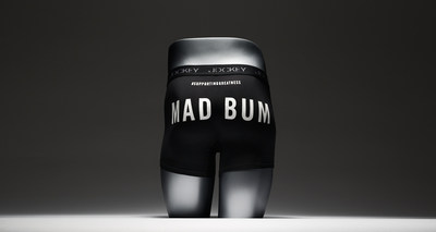 "JOCKEY SUPPORTS MADISON BUMGARNER'S GREATNESS WITH ""MAD BUM"" UNDERWEAR, AS PART OF #SUPPORTINGGREATNESS CAMPAIGN"
