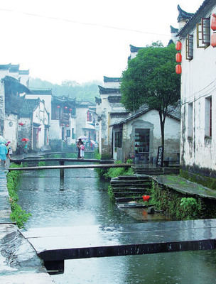 The Beautiful Scenery of Wuyuan, China (PRNewsFoto/Jiangxi Wuyuan Tourism Co., Ltd.)