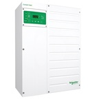 The NEW Conext XW+ hybrid inverter (PRNewsFoto/Schneider Electric)