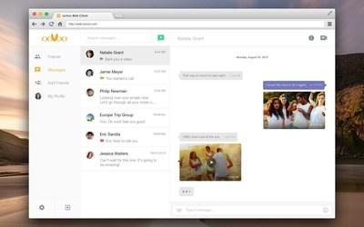 Easy-to-navigate integrated messaging platform.