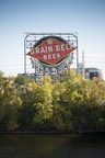 The iconic Grain Belt Beer sign is one of Minneapolis' most-recognized landmarks.