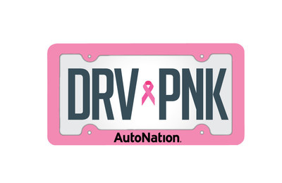 AutoNation #DrivePink