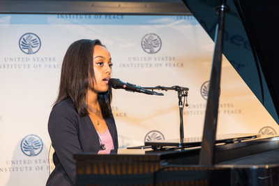 Ruth B Performs at the Celebration of Life Gala
