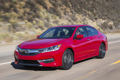 The 2017 Honda Accord arrives in showrooms Monday, June 27 with a New Sport Special Edition and the basic style, features, performance and value that helped make it the most popular car in America among individual retail buyers the last three years in a row.