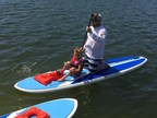 Injured veterans and family members were invited by Wounded Warrior Project to The Getaway in St. Petersburg for an end of summer celebration. Activities included kayaking and paddleboarding with Urban Kai.