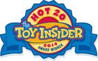 It's My Biz by Fashion Angels was named a Holiday 2014 Hot 20 Award winner by Toy Insider magazine. (PRNewsFoto/Fashion Angels Enterprises)