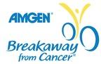 Amgen Breakaway from Cancer Logo.