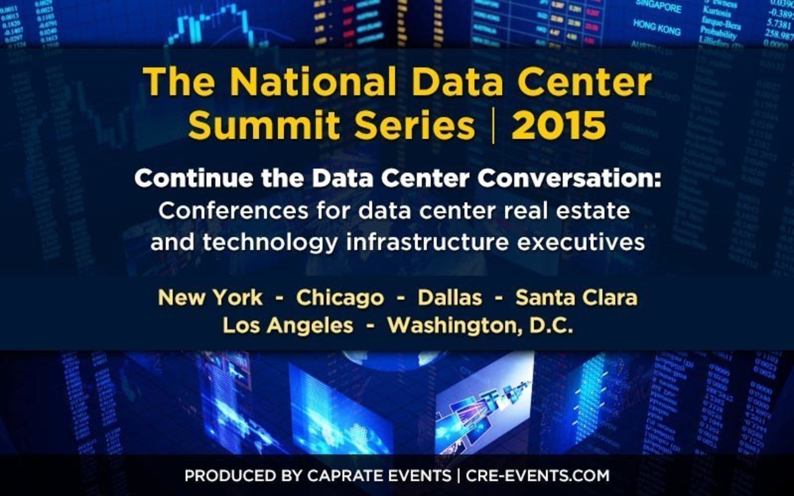 Data Center Conference -- Look Who's Speaking & Attending Northern California Data Center Summit on February 23-25