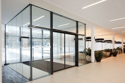 GEZE Technologies for Energy Efficient and Customised HVAC Solutions for Modern Buildings in Hot and Humid Climate Condition (PRNewsFoto/GEZE)