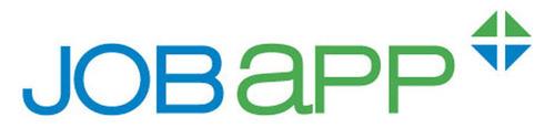 JobApp Plus Logo.  (PRNewsFoto/JobApp Plus)