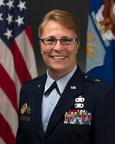 Brig. Gen. Kathleen Cook, Director of Public Affairs for the U.S. Air Force