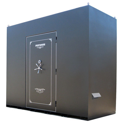 Oklahoma City Showroom - 3-in-1 Storm Shelter and walk-in vault