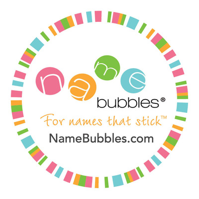 Name Bubbles is a leading waterproof name label manufacturer that produces durable and stylish press-and-stick labels designed to help busy families keep track of camp gear, hand-held electronics, baby bottles, school and sports uniforms, and more. Name Bubbles labels are available at NameBubbles.com in a variety of styles, colors, and icons to match individual personalities.