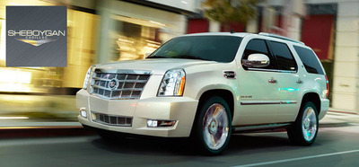 Sheboygan Cadillac offers great lease deals for Milwaukee area consumers.  (PRNewsFoto/Sheboygan Cadillac)