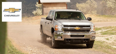 2014 Chevy Silverado 2500 Still Remains One of the Most Capable Trucks on the Road.  (PRNewsFoto/Wheelers GM)