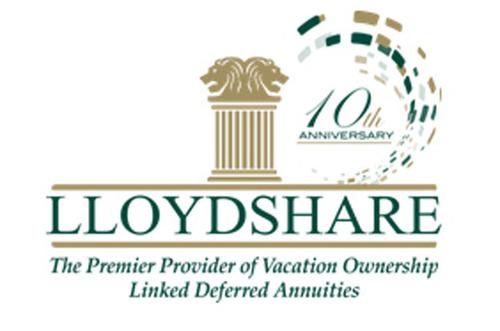 Lloydshare.  (PRNewsFoto/Lloydshare Deferred Annuity)