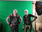 Live Long and...Parody! Albino Comedian Satirizes Latest Star Trek Film