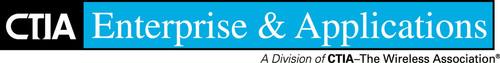 CTIA Enterprise & Applications logo. (PRNewsFoto/CTIA-The Wireless Association)