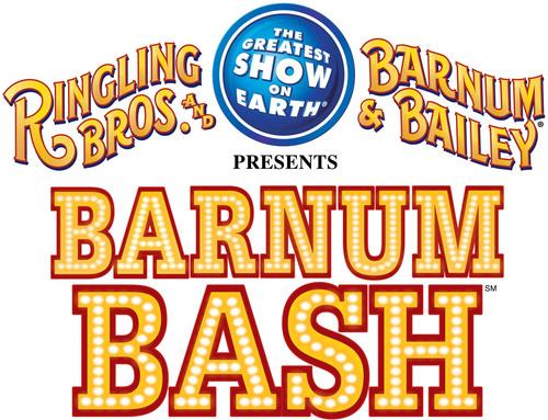 BARNUM BASH Logo.  (PRNewsFoto/Feld Entertainment)