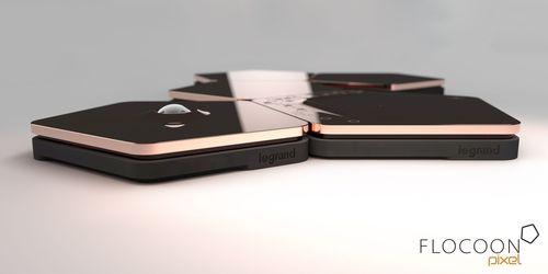 Concept Flocoon Pixel by Legrand (PRNewsFoto/Legrand)