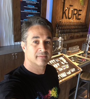 Jonathan Benjamin CEO of KURE Franchise, LLC