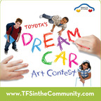 Toyota Dream Car Art Contest Hosted By TFS In U.S.