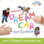 Toyota's Dream Car Art Contest 2013.  (PRNewsFoto/Toyota Financial Services)