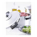 Kuhn Rikon Duromatic(R) Pressure Cooker.  (PRNewsFoto/Kuhn Rikon)