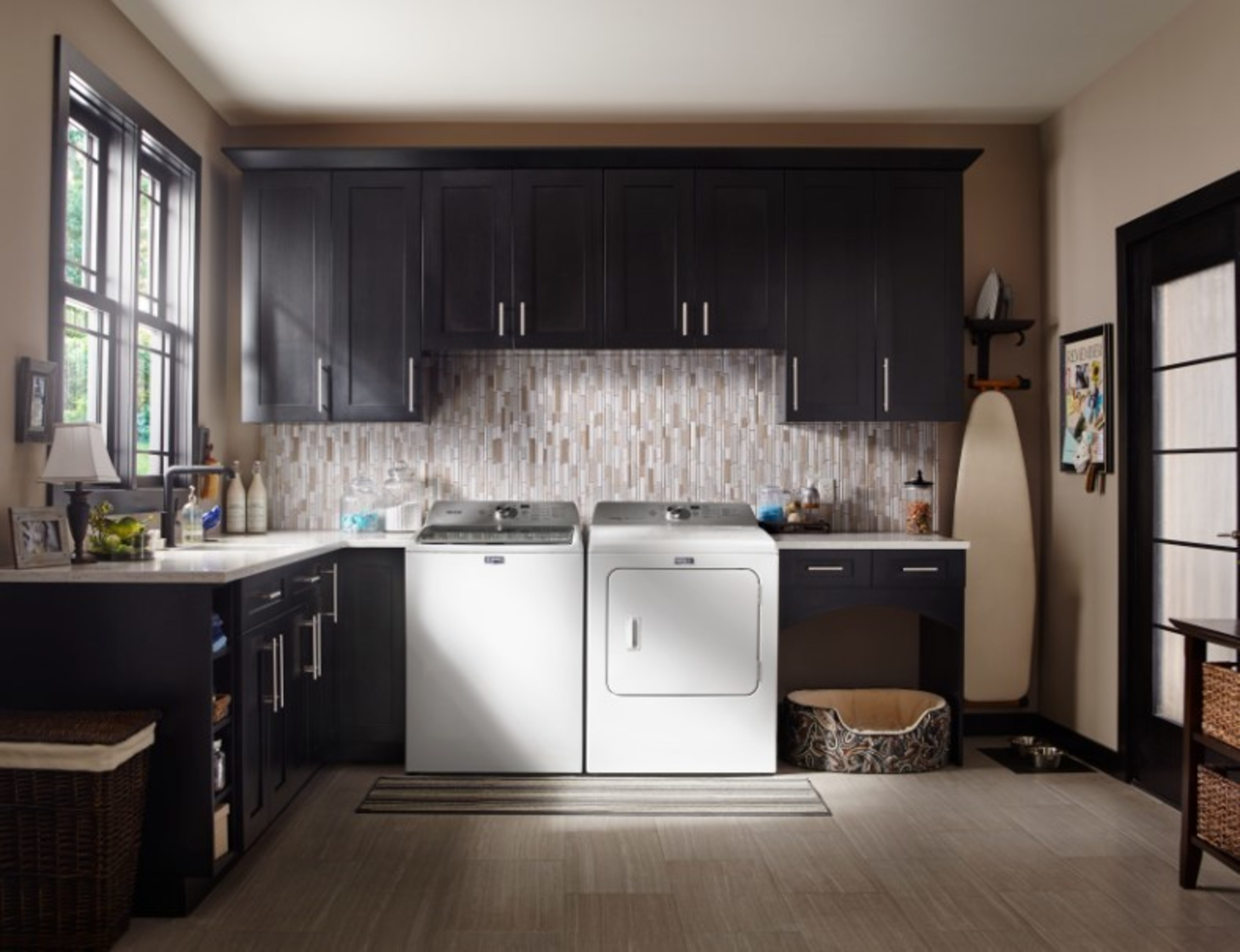 Maytag Introduces New Top Load Washer and Dryer to Handle Large, Tough Loads